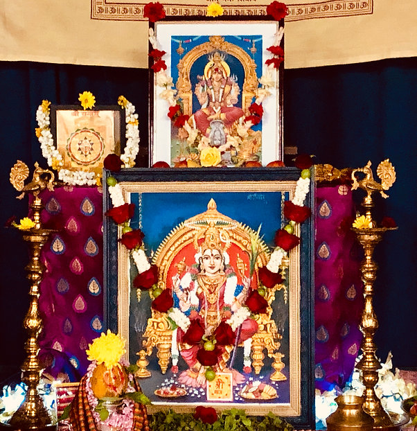 July 21th 2019 - Sri Lalitha Sahasranama pooja