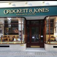 Exterior stain and varnishing-Crockett and Jones