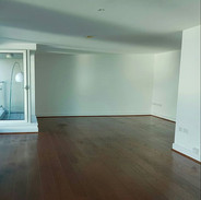 Penthouse completed in Surrey quays.