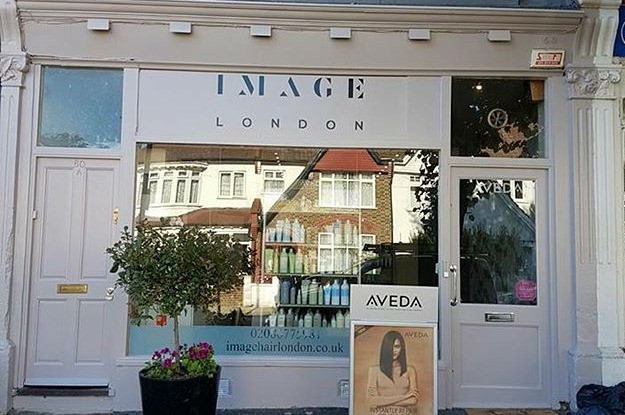 Image hair salon