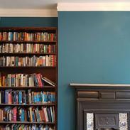 Bold living room-Camberwell