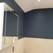 Bathroom at a Greenwich project