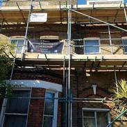 Full exterior re-paint in Blackheath