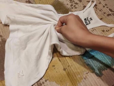 Aprenda a fazer Tie-Dye