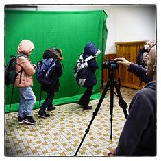 création de films scolaires