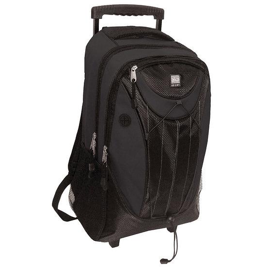 """AKA 21"""" Rolling Backpack"""