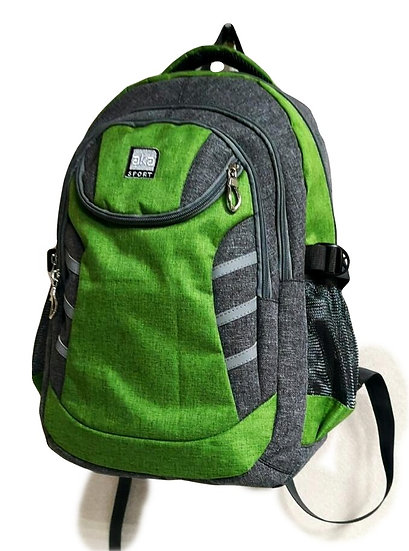 Sport Striped Backpack