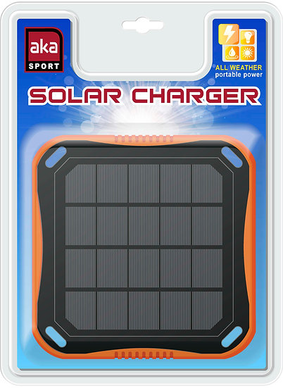 Solar Panel Universal Charger