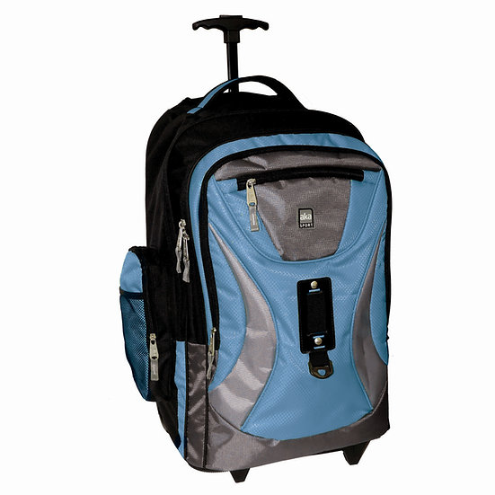 AKA Pro Rolling Backpack