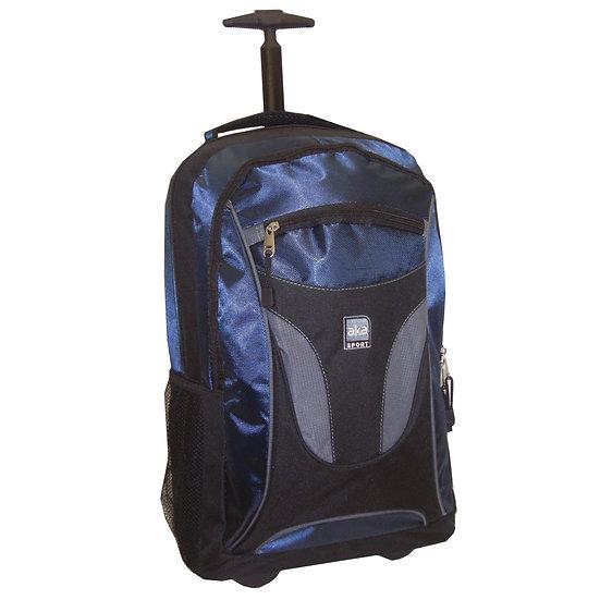"""AKA 21""""APX Rolling Backpack"""