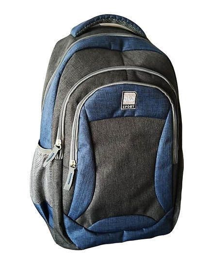 Patched Backpack