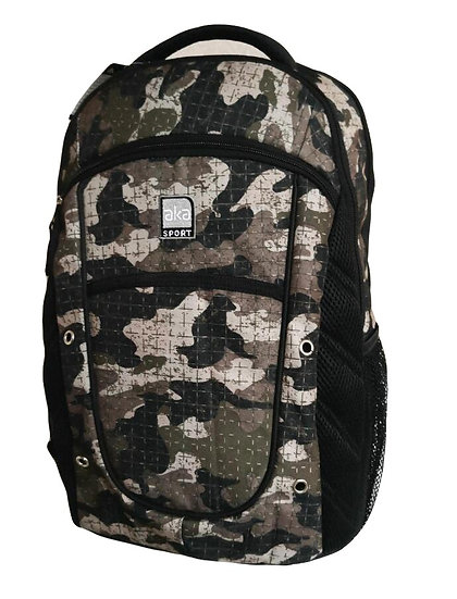 Camo Ripstop Backpack