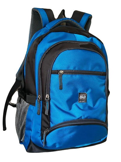 Large Triple Entry with Bottom Strap Storage Backpack