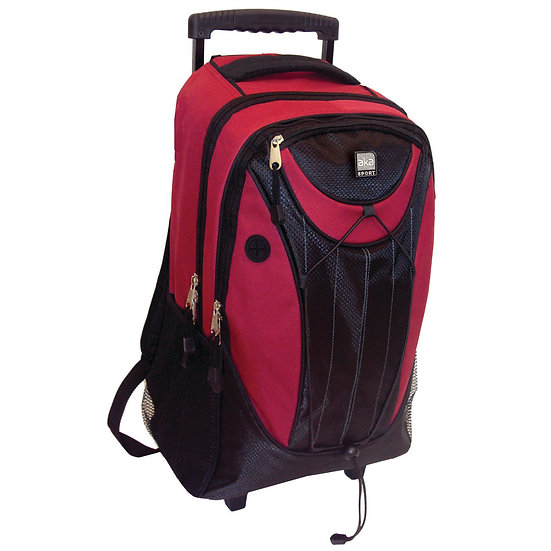 "AKA 21"" Rolling Backpack"