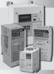 Yaskawa V1000 Series AC Drive