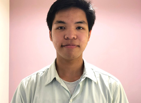 "Mario Chen/松山高中三年級/青少年一對一英文/媽媽為什麼樂""瘋""了?"