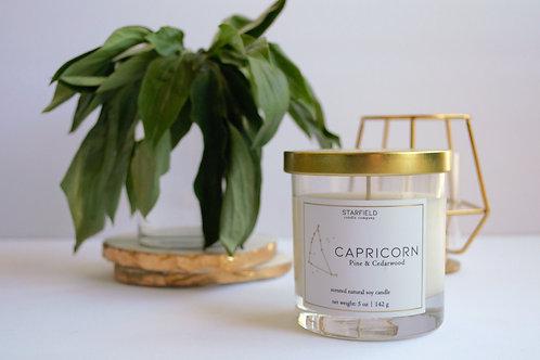 Capricorn | Pine & Cedarwood