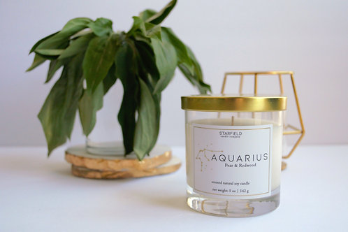 Aquarius | Pear & Redwood