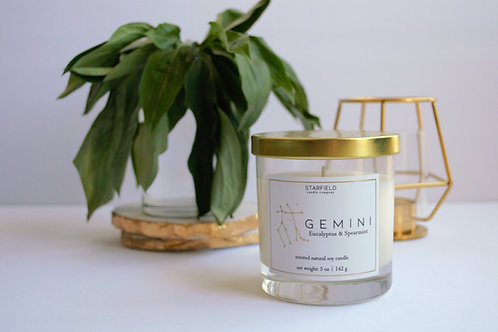 Gemini | Eucalyptus & Spearmint