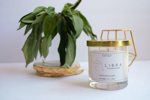 Libra | Coconut & Lime