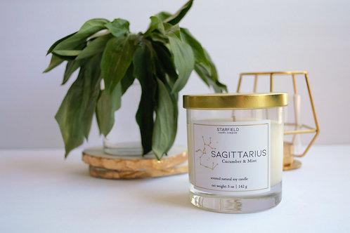 Sagittarius | Cucumber & Mint