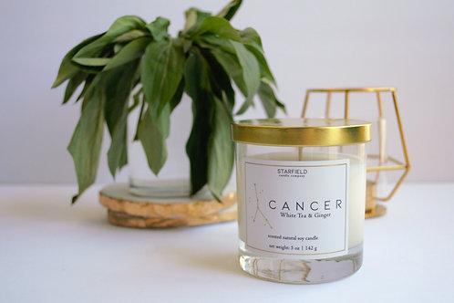 Cancer | White Tea & Ginger