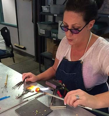 Glass Artist in Ottawa Valley