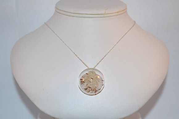 Wish Necklace - Sterling Silver
