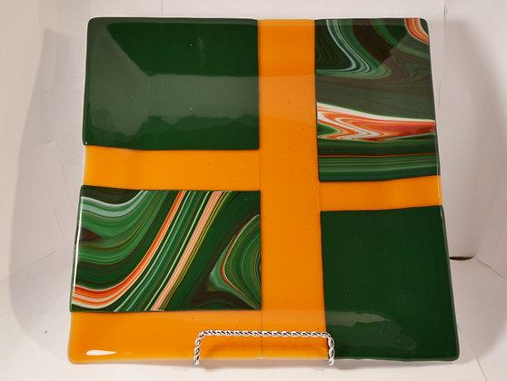 Green/Orange Platter