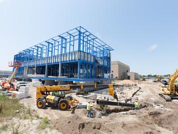 Steel Building Fabrication (BU)