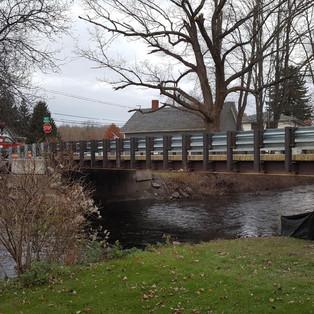 Intermediate Bridge Fabrication (IBR)
