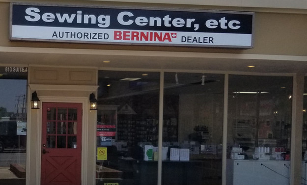Sewing Center Etc