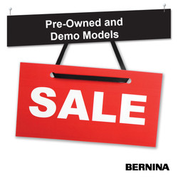 Demo Models and Pre-owned