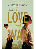 Alex P's Book Love and War.jfif