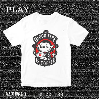 Camiseta BloodType