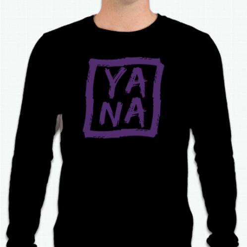"""""""YANA"""" Men's Longsleeve T-Shirt"""