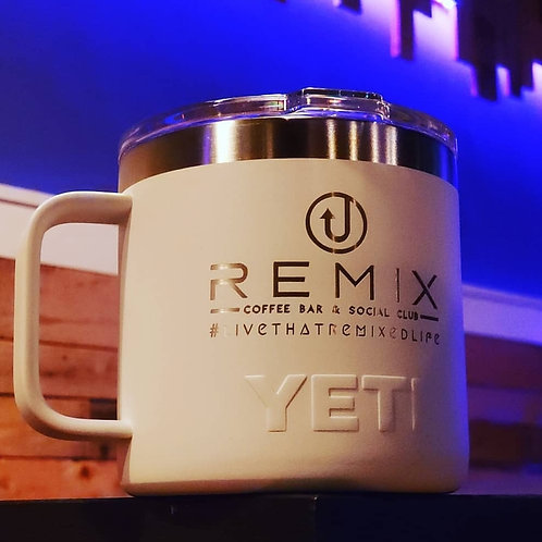REMIX YETI Rambler Mug (12 oz.)