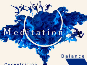 Meditation and its impact on athlete's mental well being