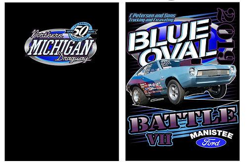 2019 Blue Oval T-Shirt