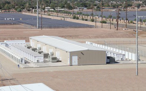 Coachella Energy Storage Partners