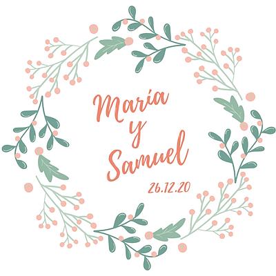 Maria y Samuel