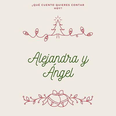 Alejandra y Ángel