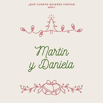 Martín y Daniela