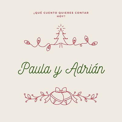 Paula y Adrián