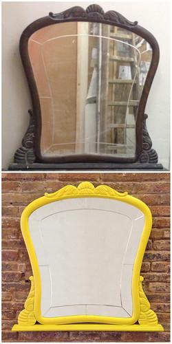 Espejo renovado