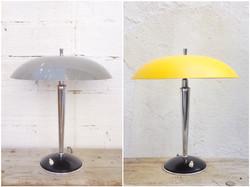 Lámpara años 50 renovada