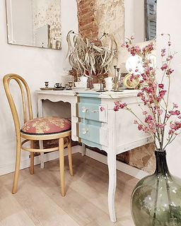 ¿y un Thonet en el home-office_