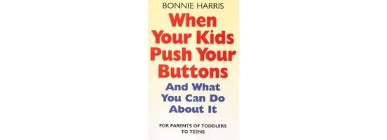 When kids push your buttons cover photo
