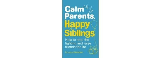 Peaceful parent, happy siblings book cover