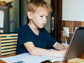 10 Tips To Help Parents Stay Sane During Kids' Online Learning